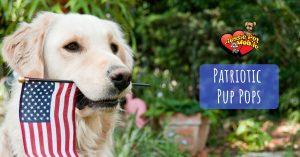 Patriotic Pup Pops